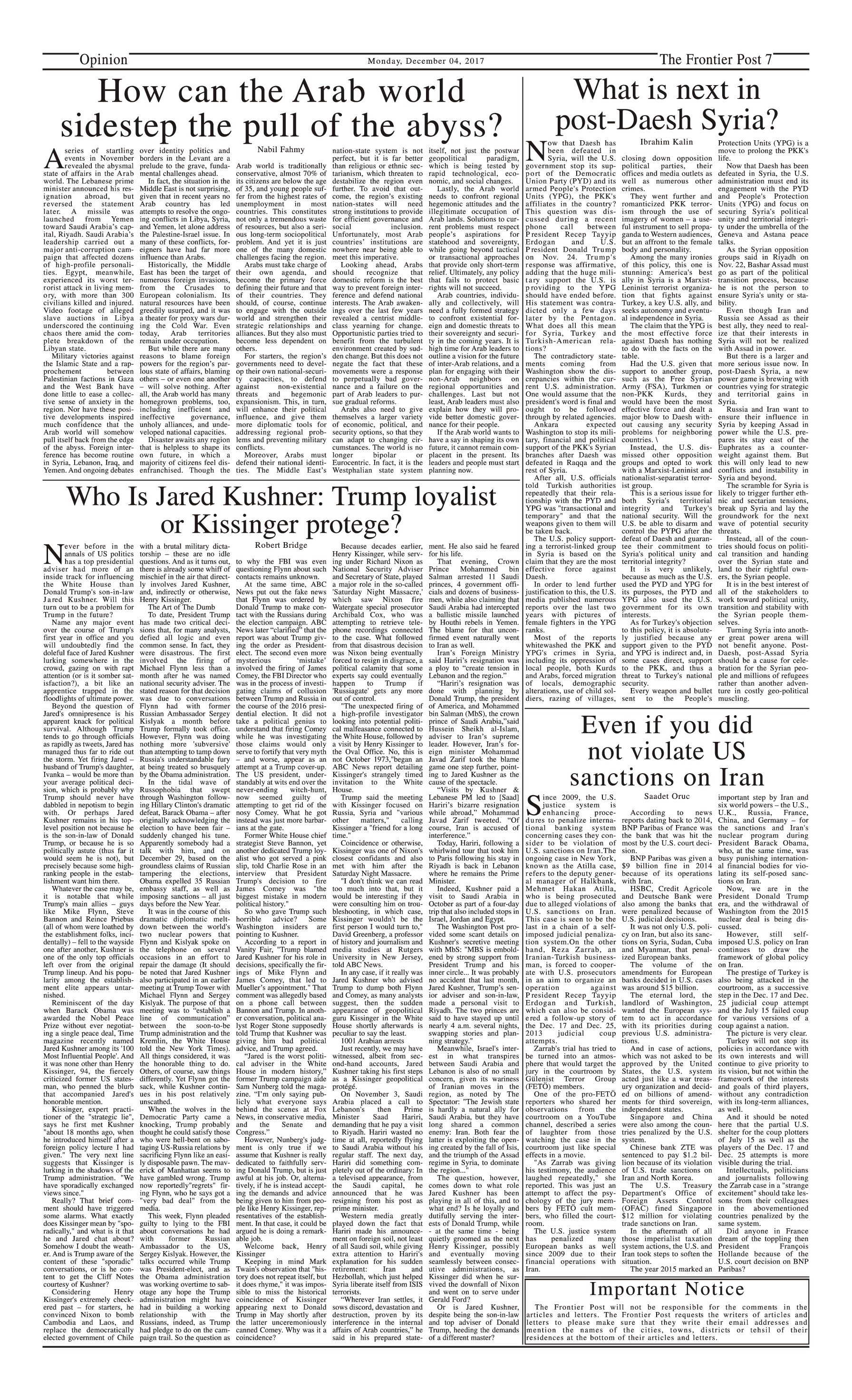 Opinion Page 4-12