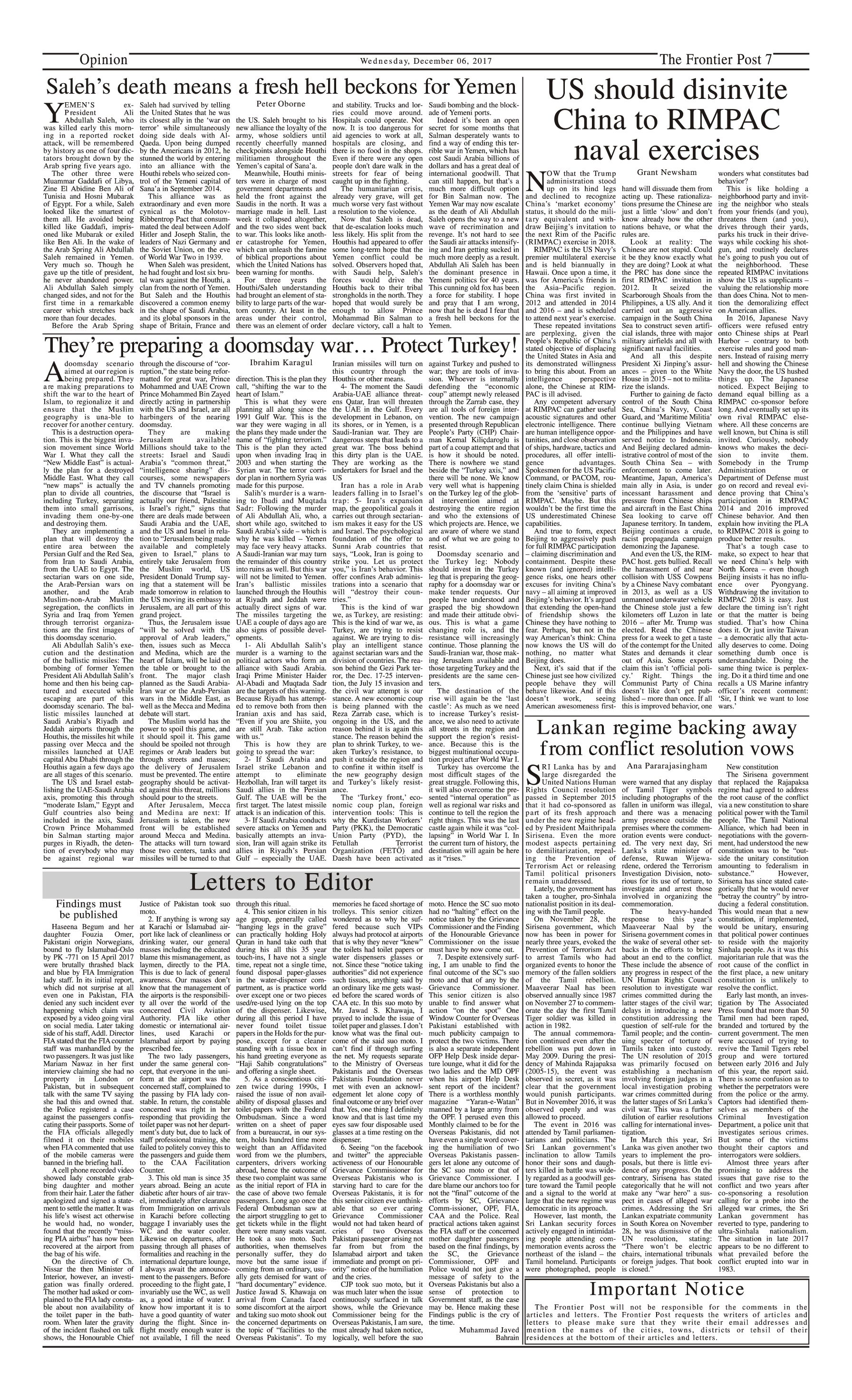 Opinion Page 6-12