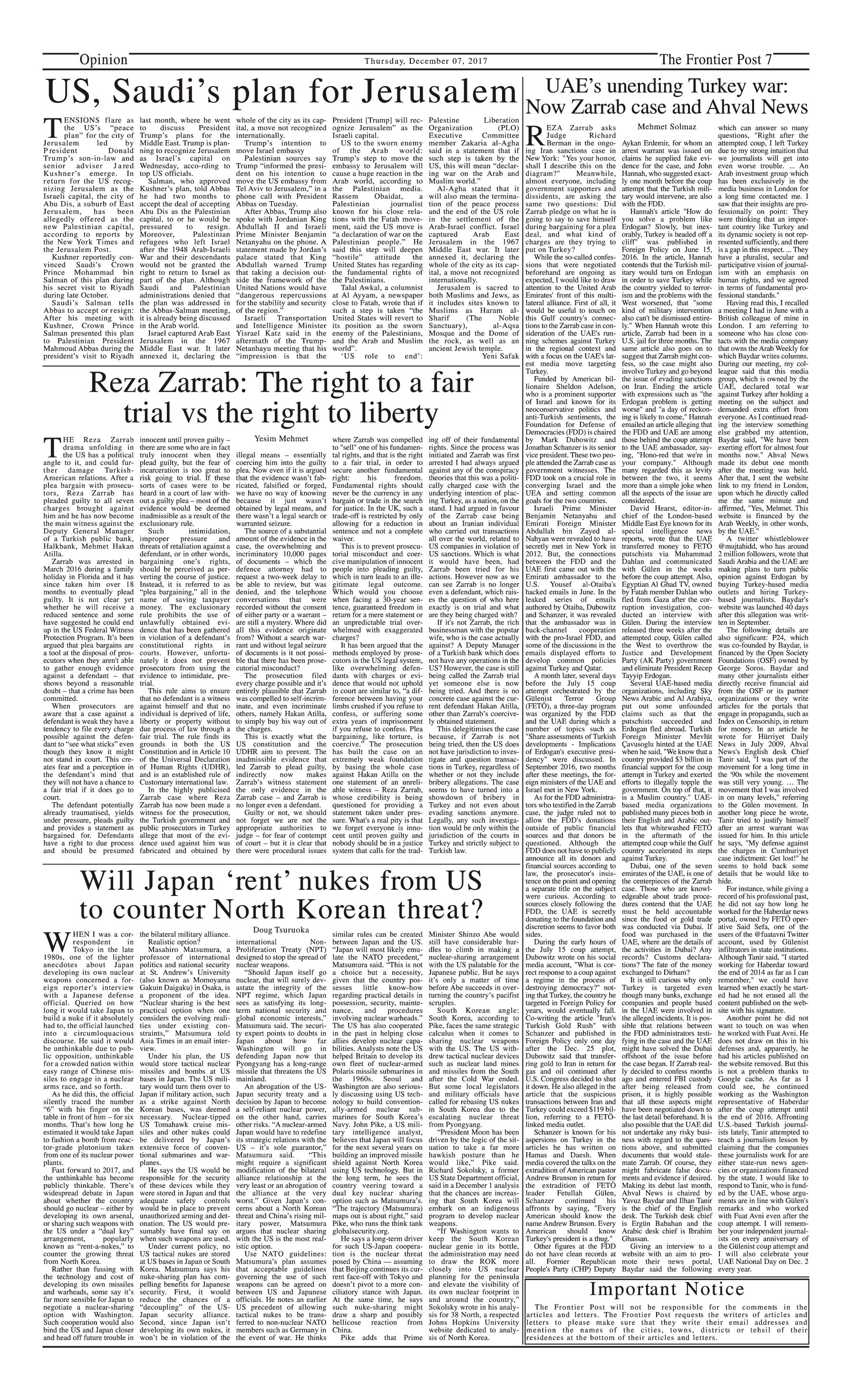 Opinion Page 7-12