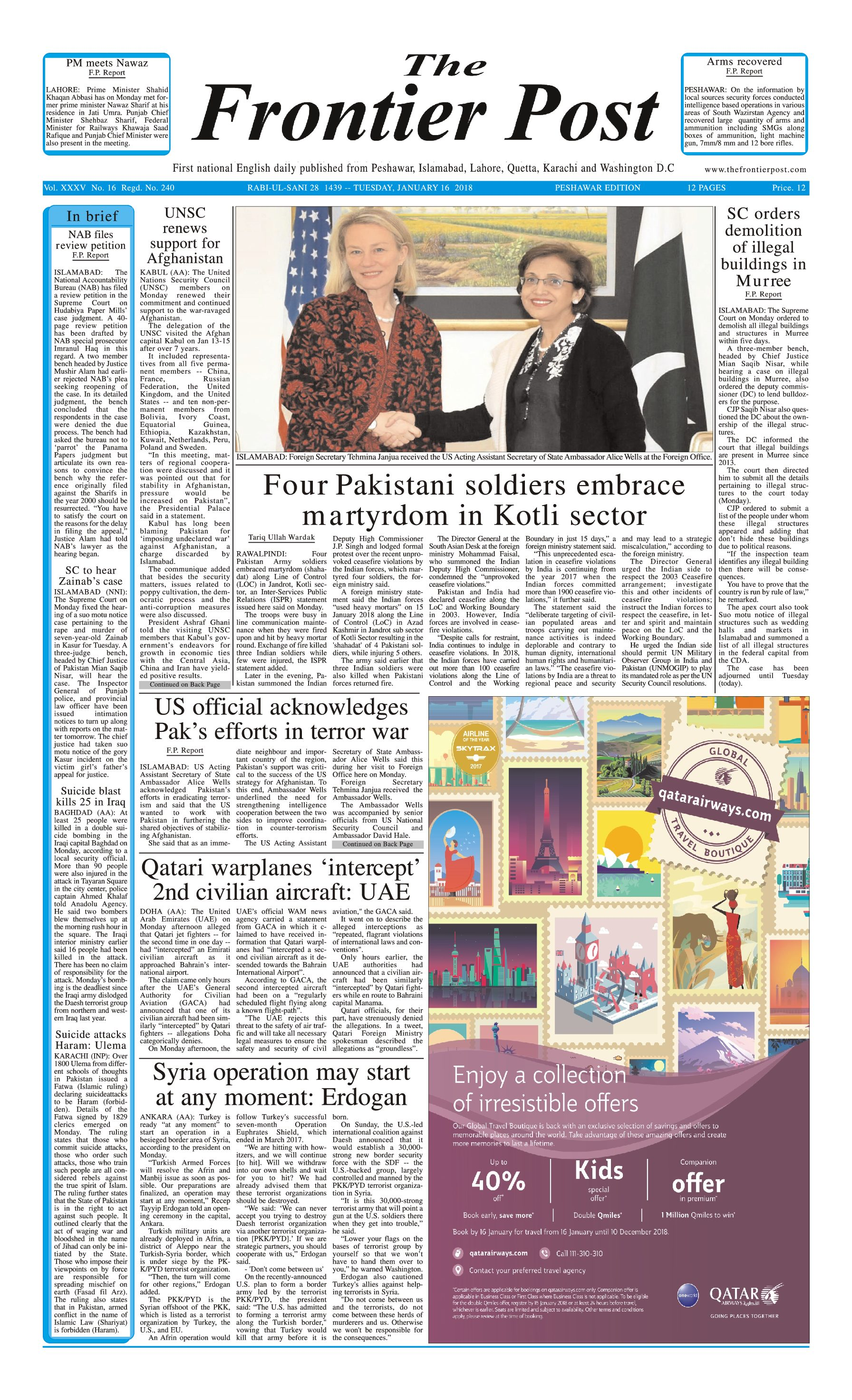 Front Page 16-1