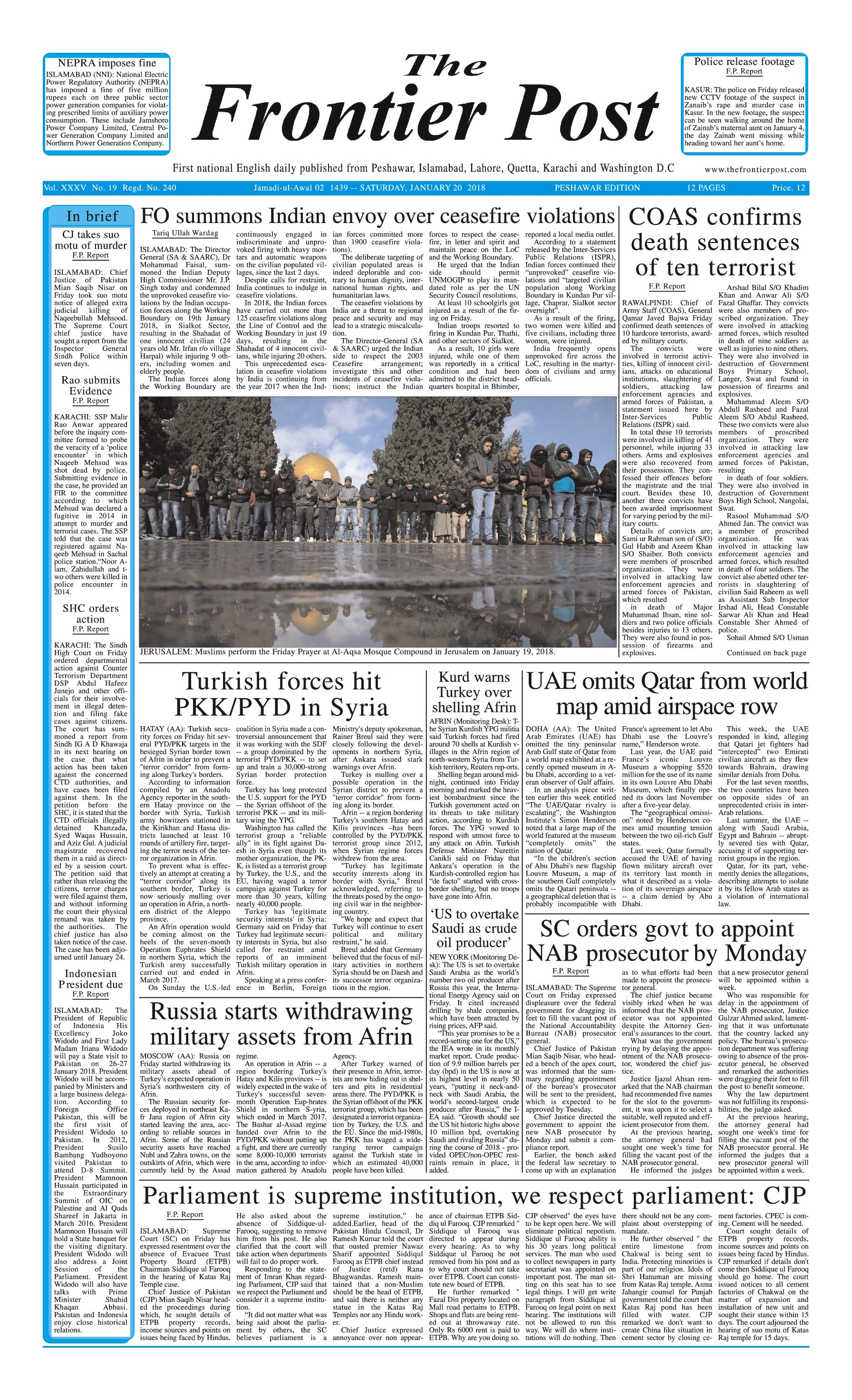 Front Page 20-1