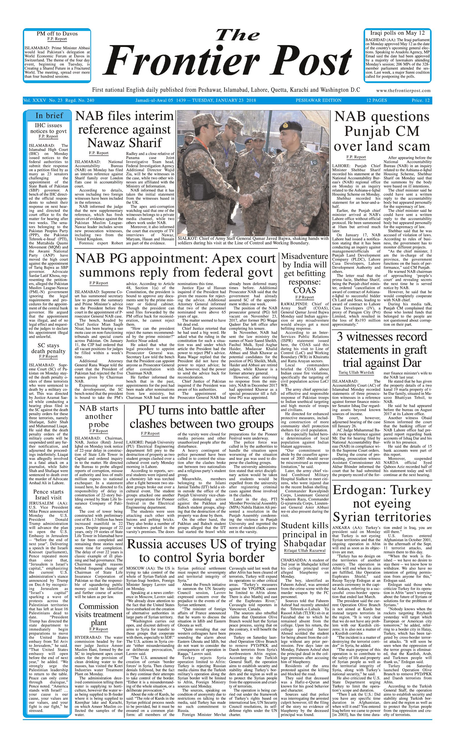 Front Page 23-1