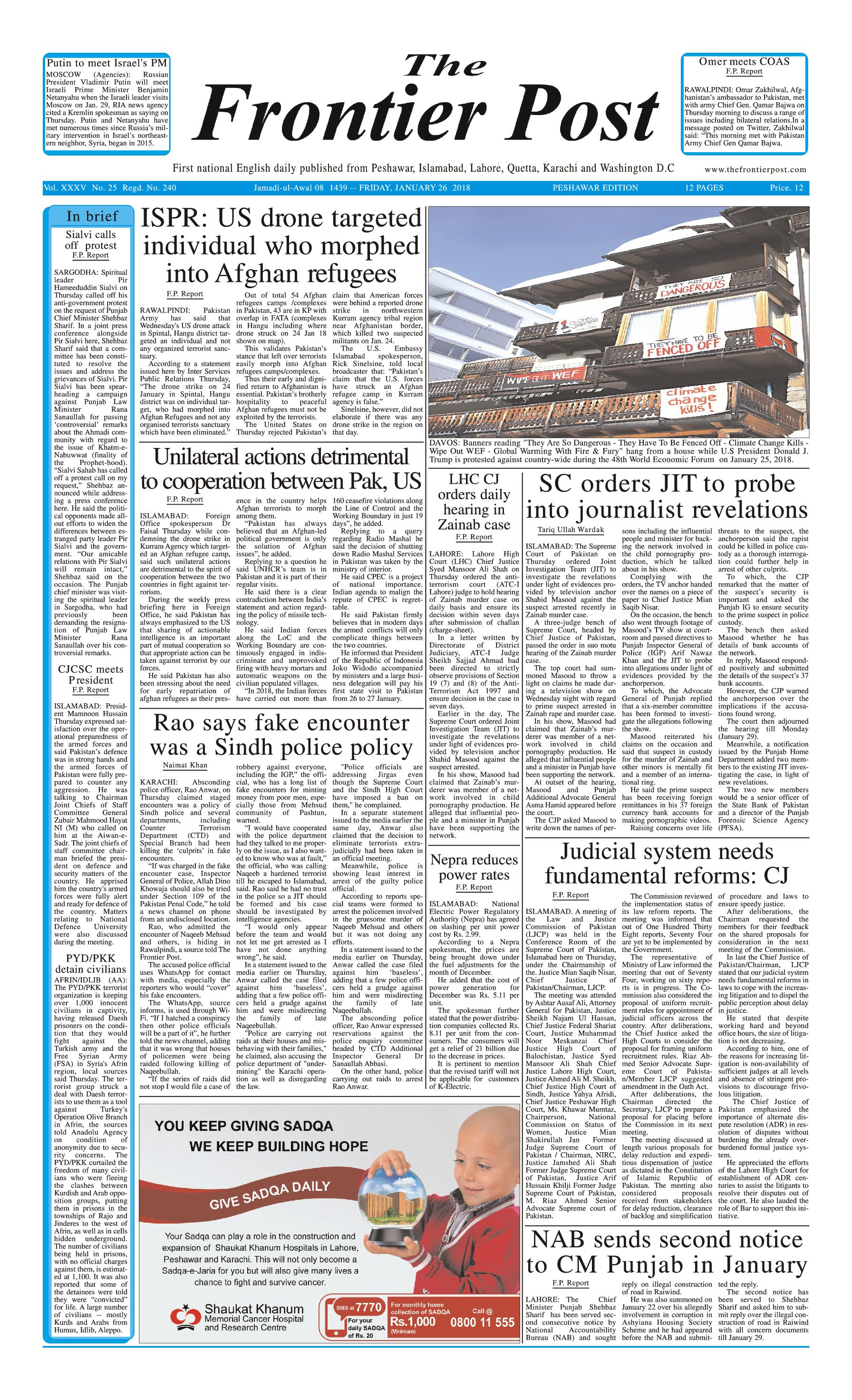 Front Page 26-1