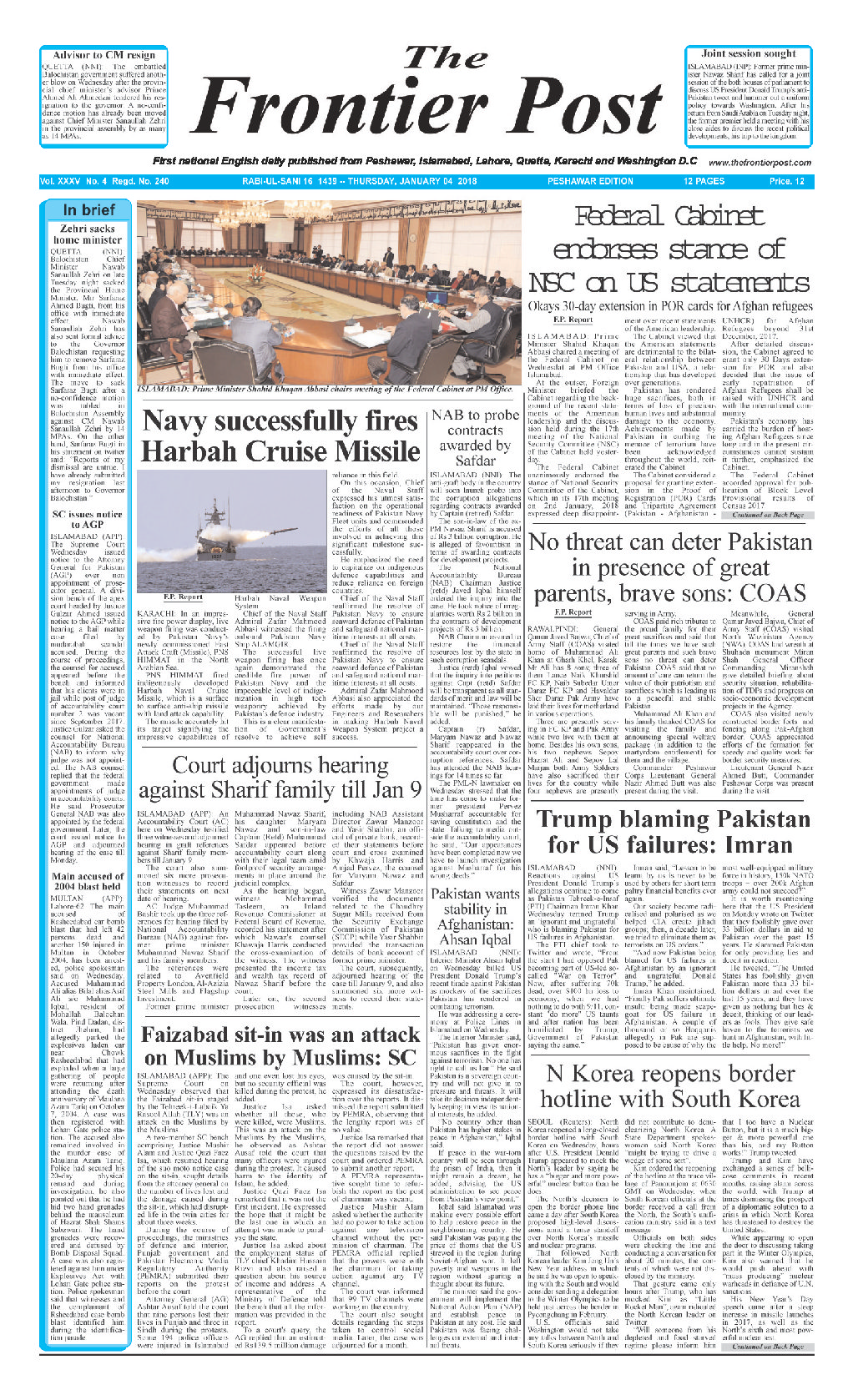 Front Page 4-1