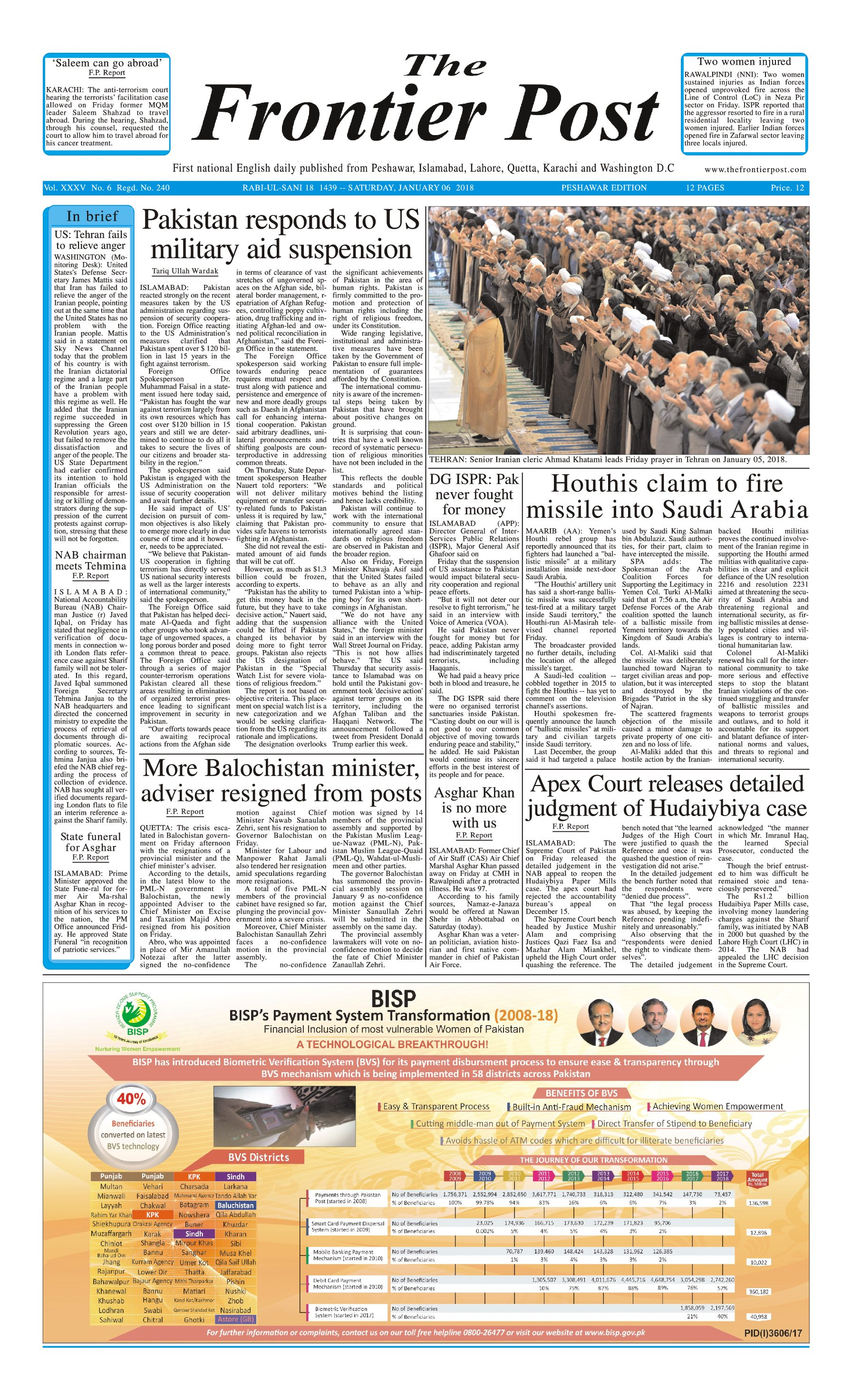 Front Page 6-1