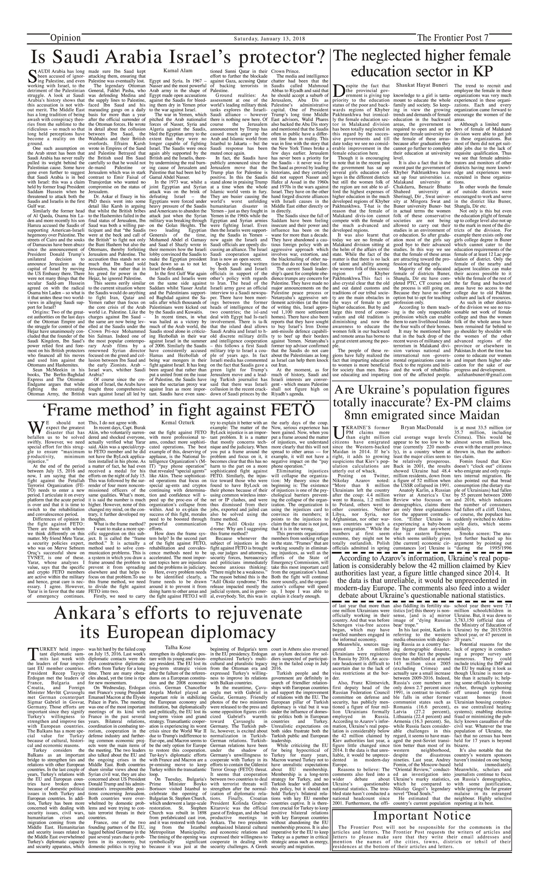 Opinion Page 13-1