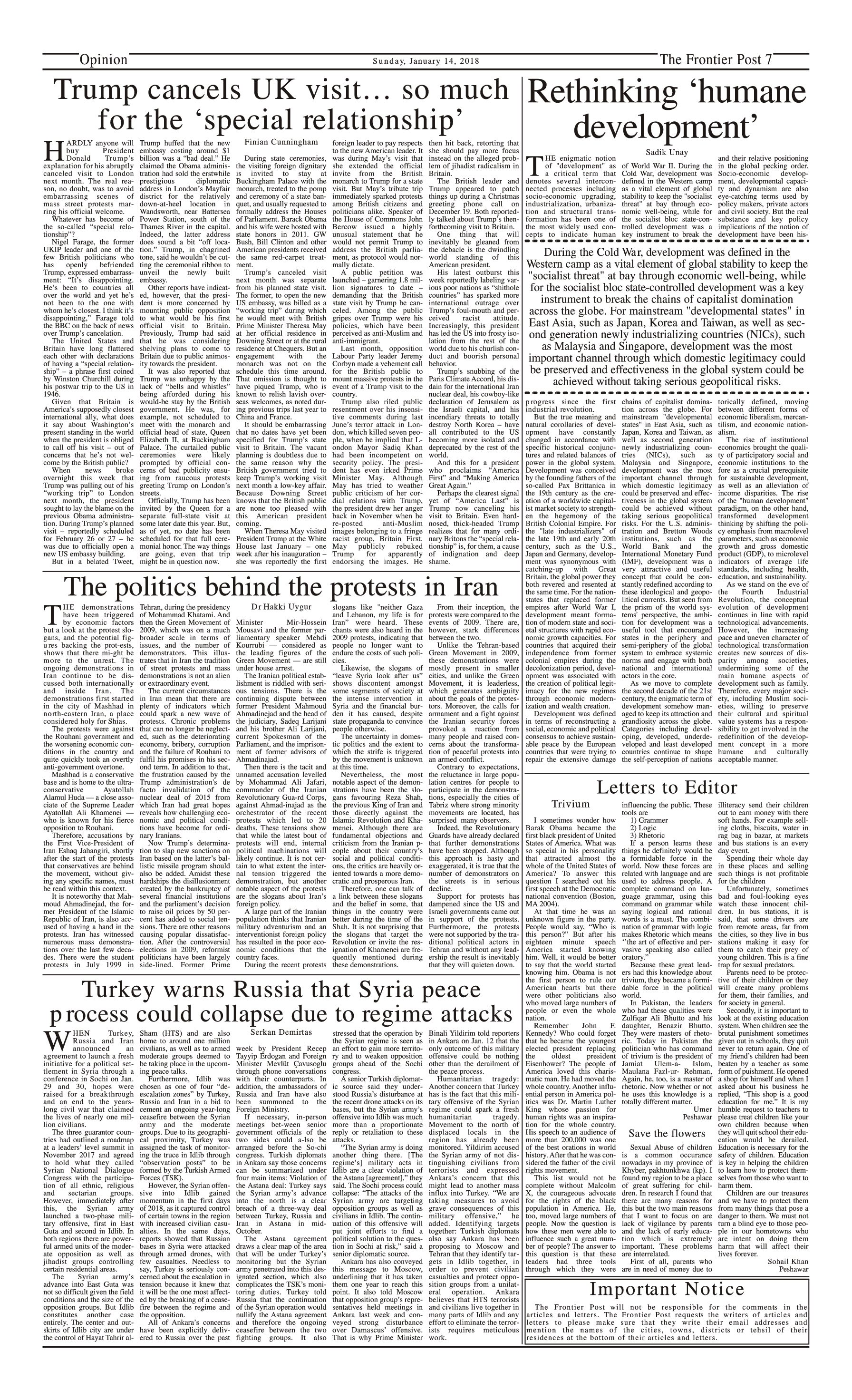 Opinion Page 14-1