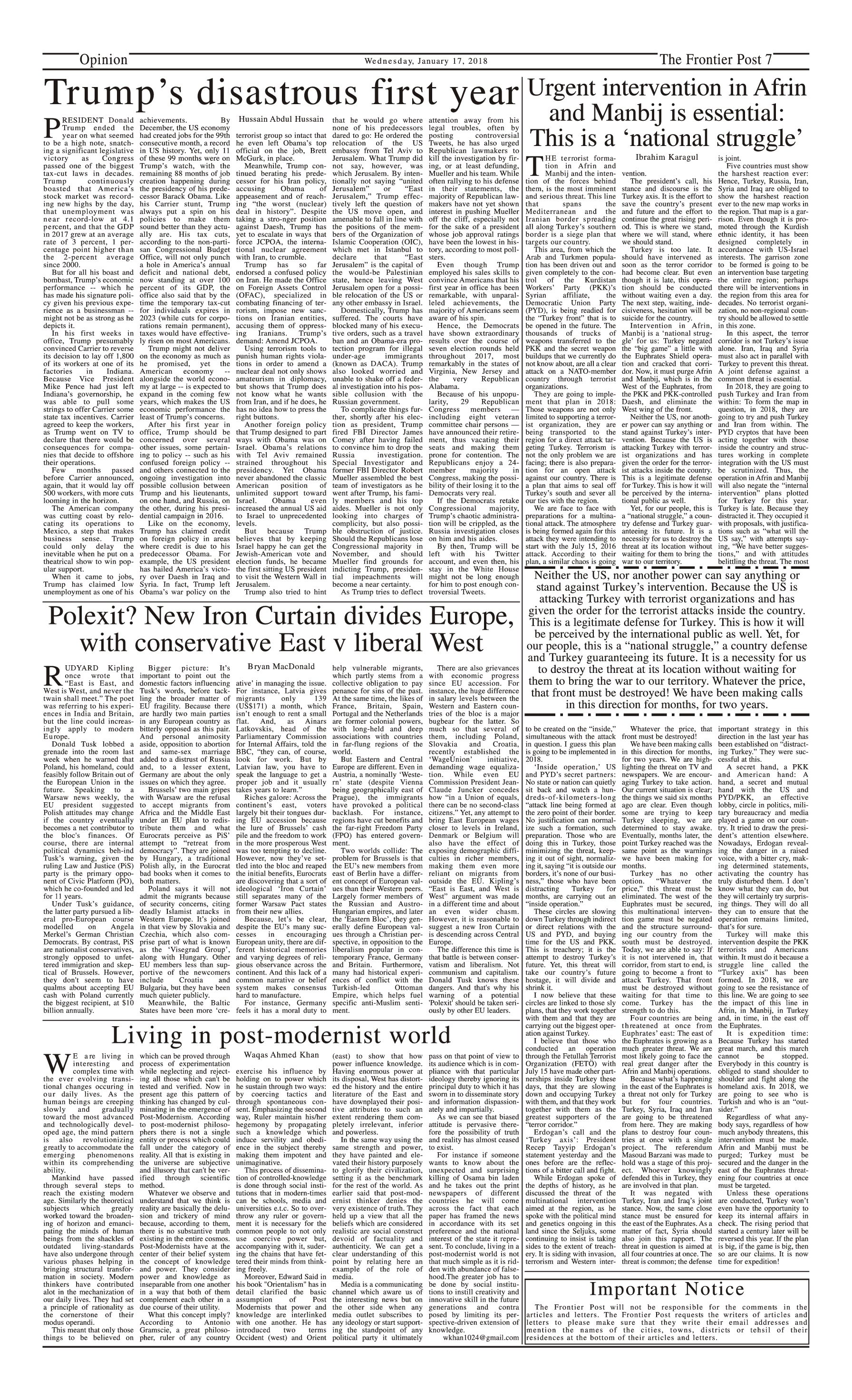 Opinion Page 17-1
