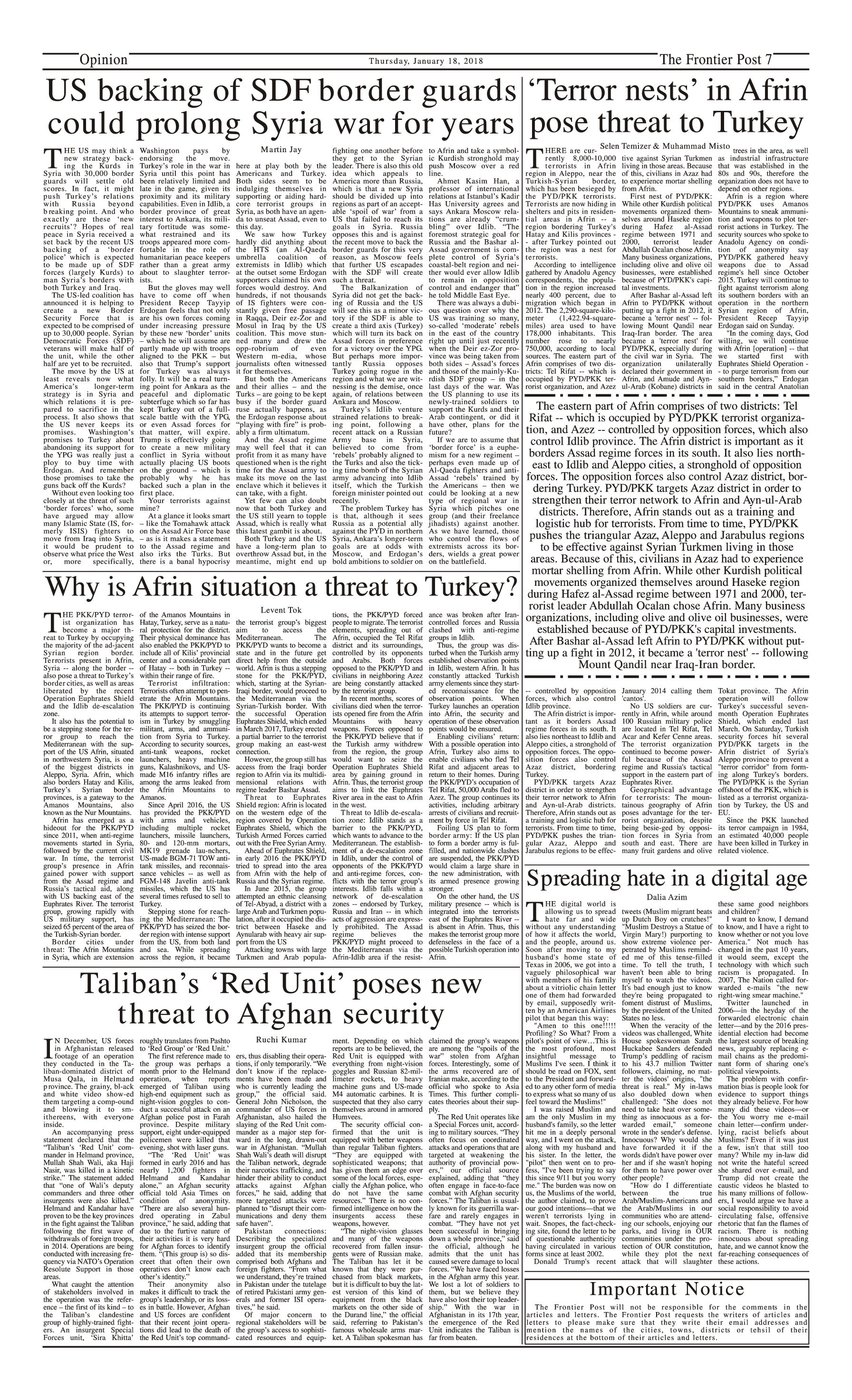 Opinion Page 18-1