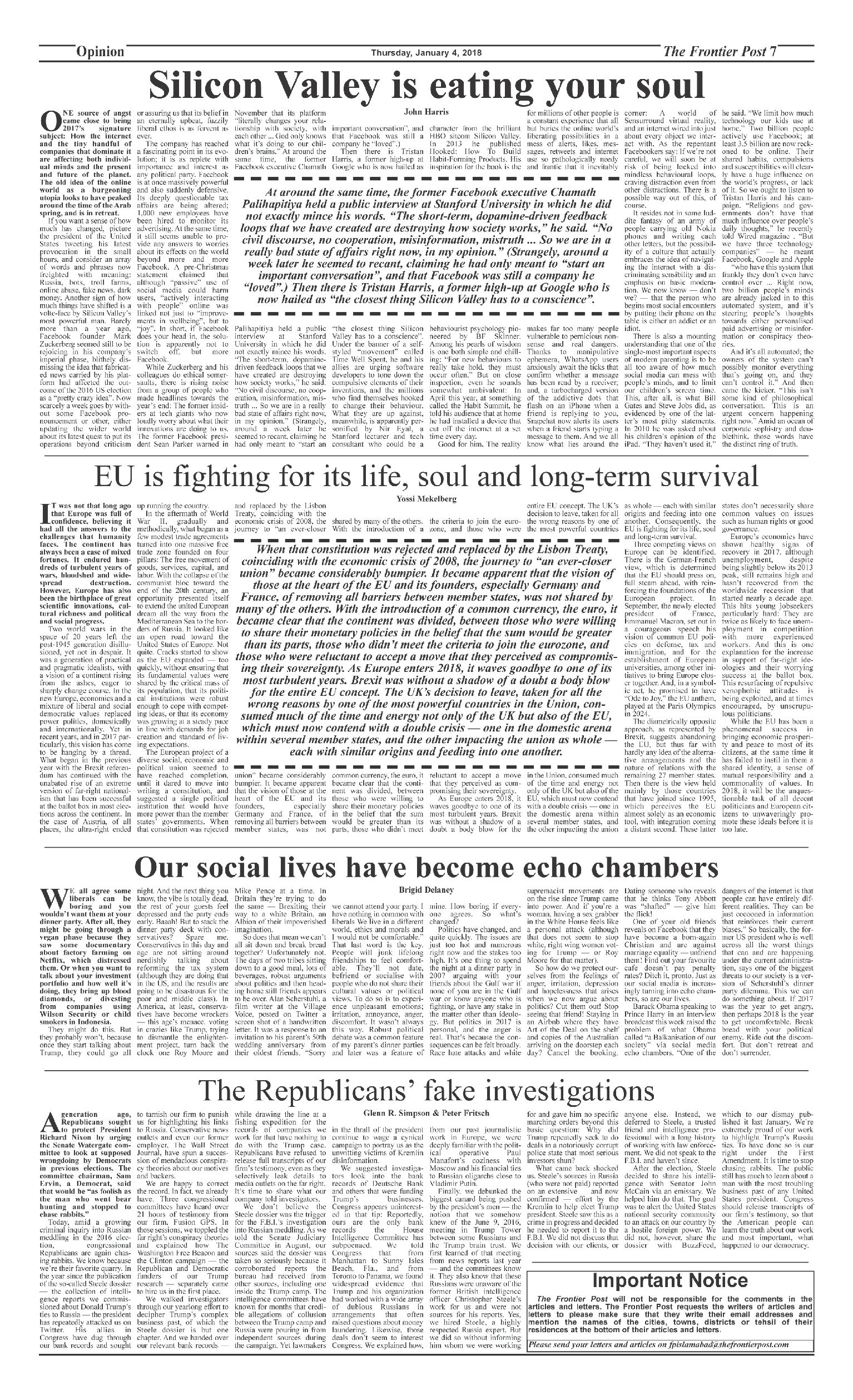 Opinion Page 4-1