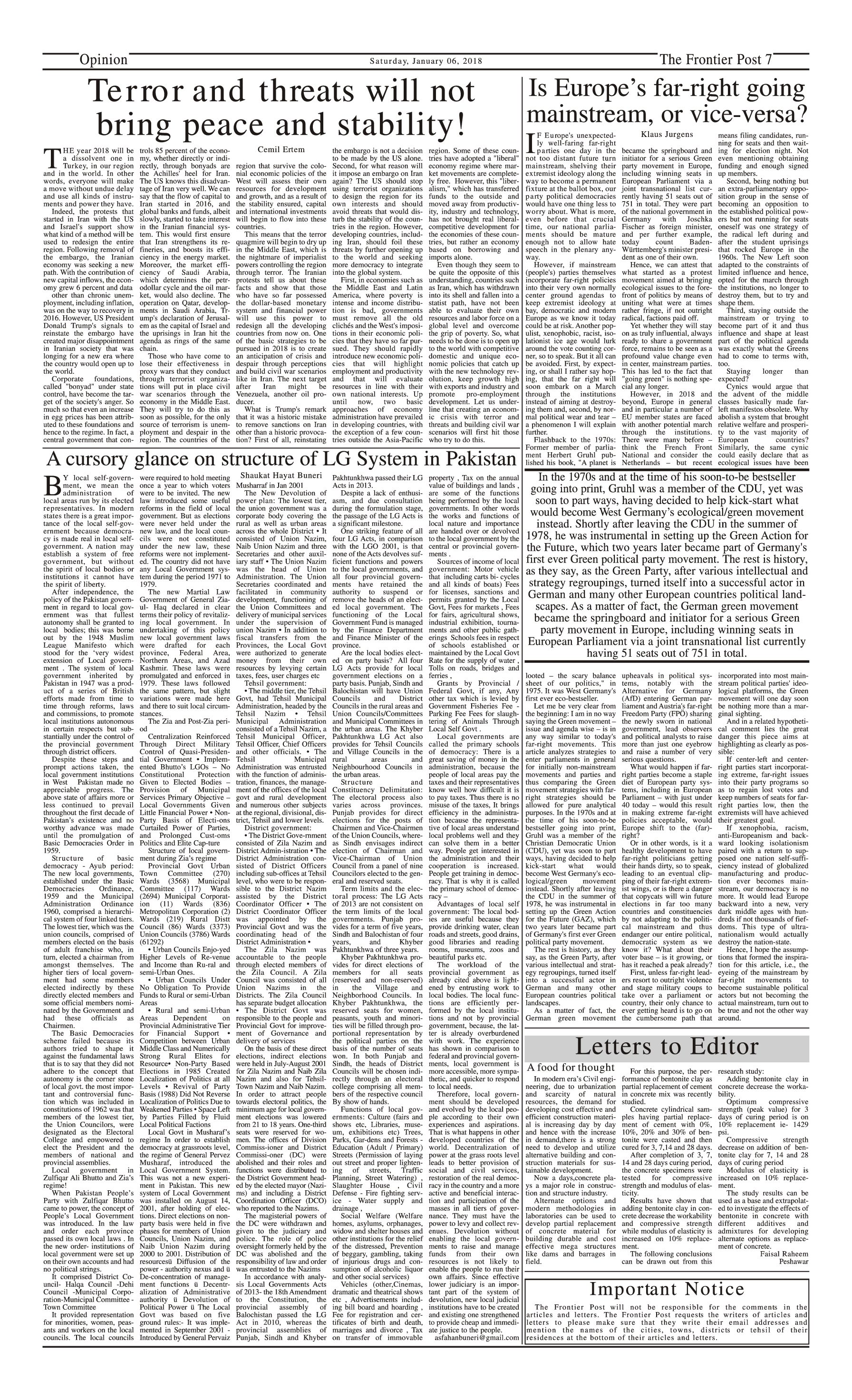 Opinion Page 6-1