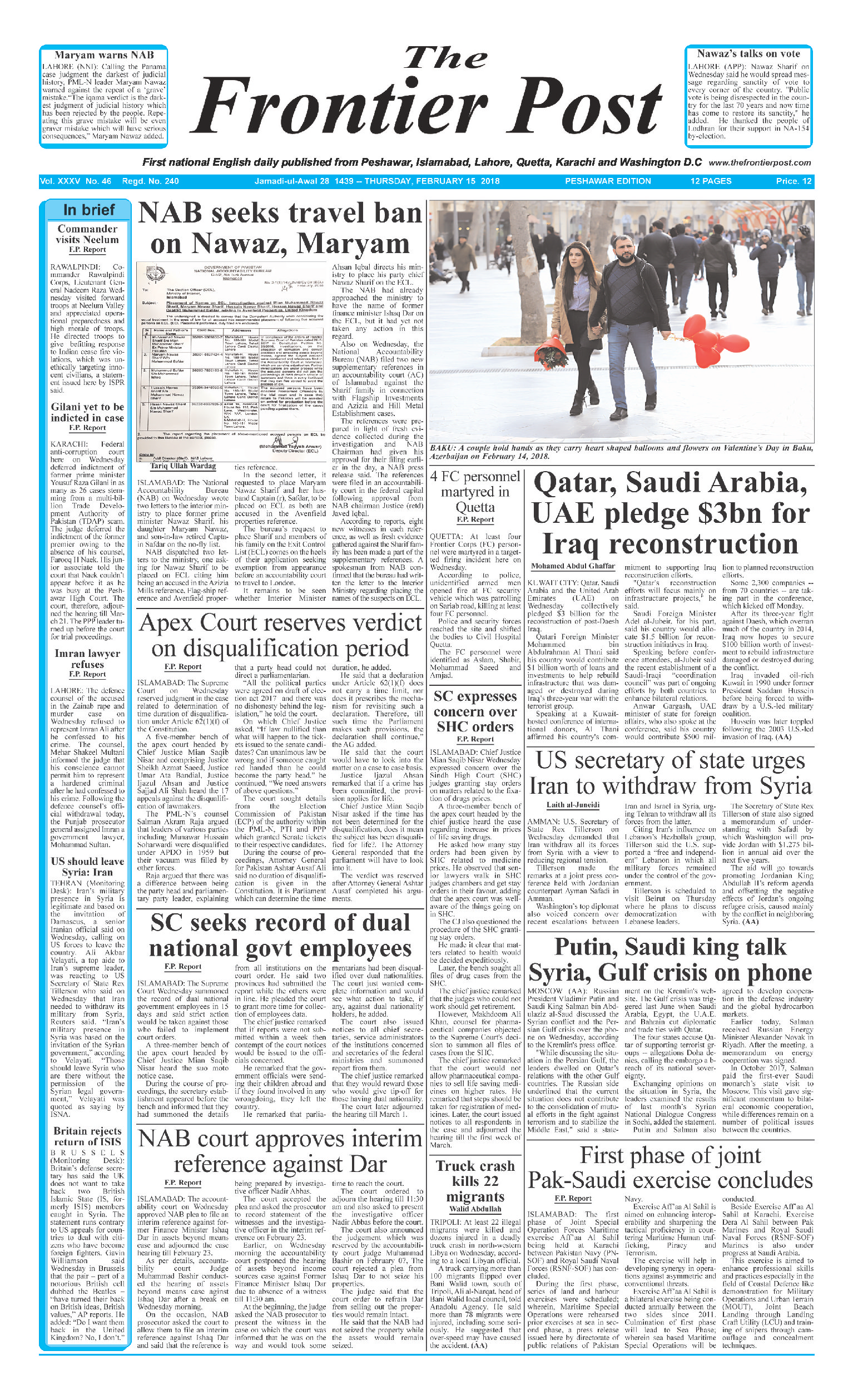 Front Page 15-02