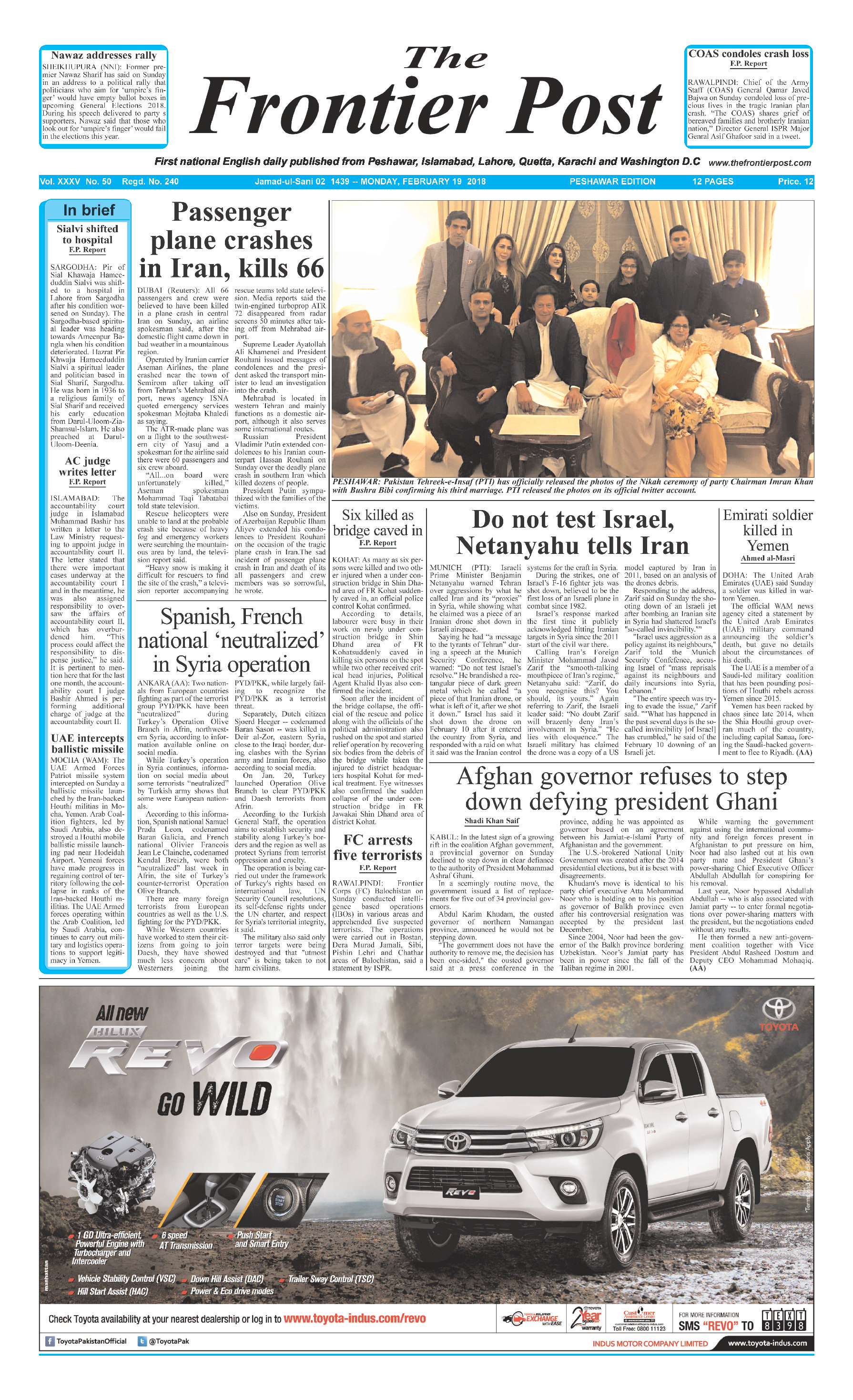 Front Page 19-02