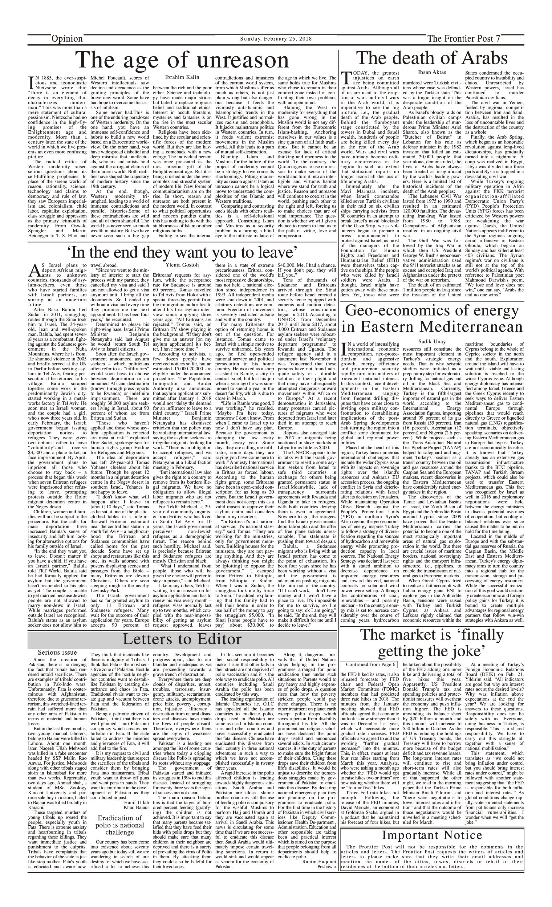 Opinion Page 25-2