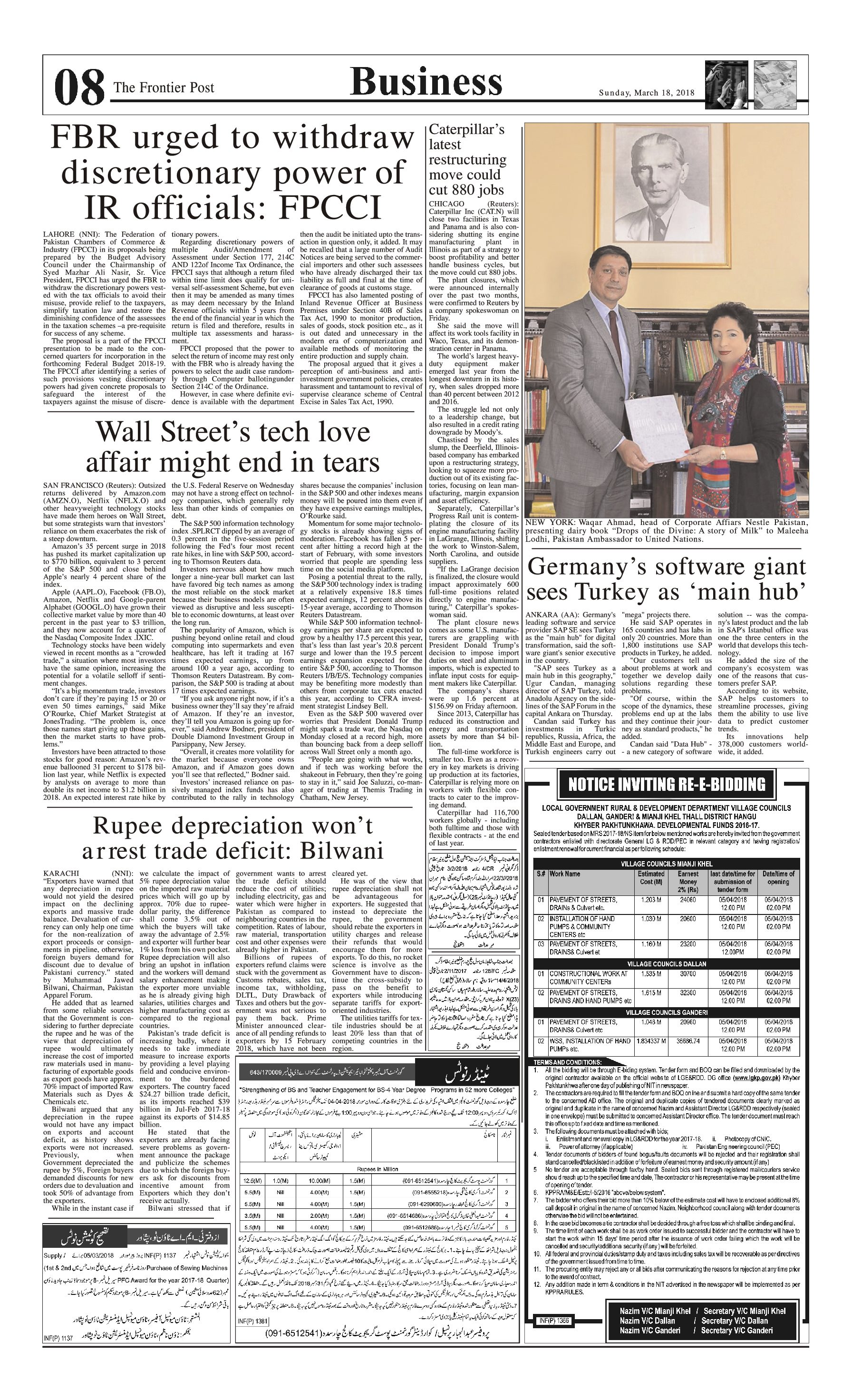 Business Page 18-3