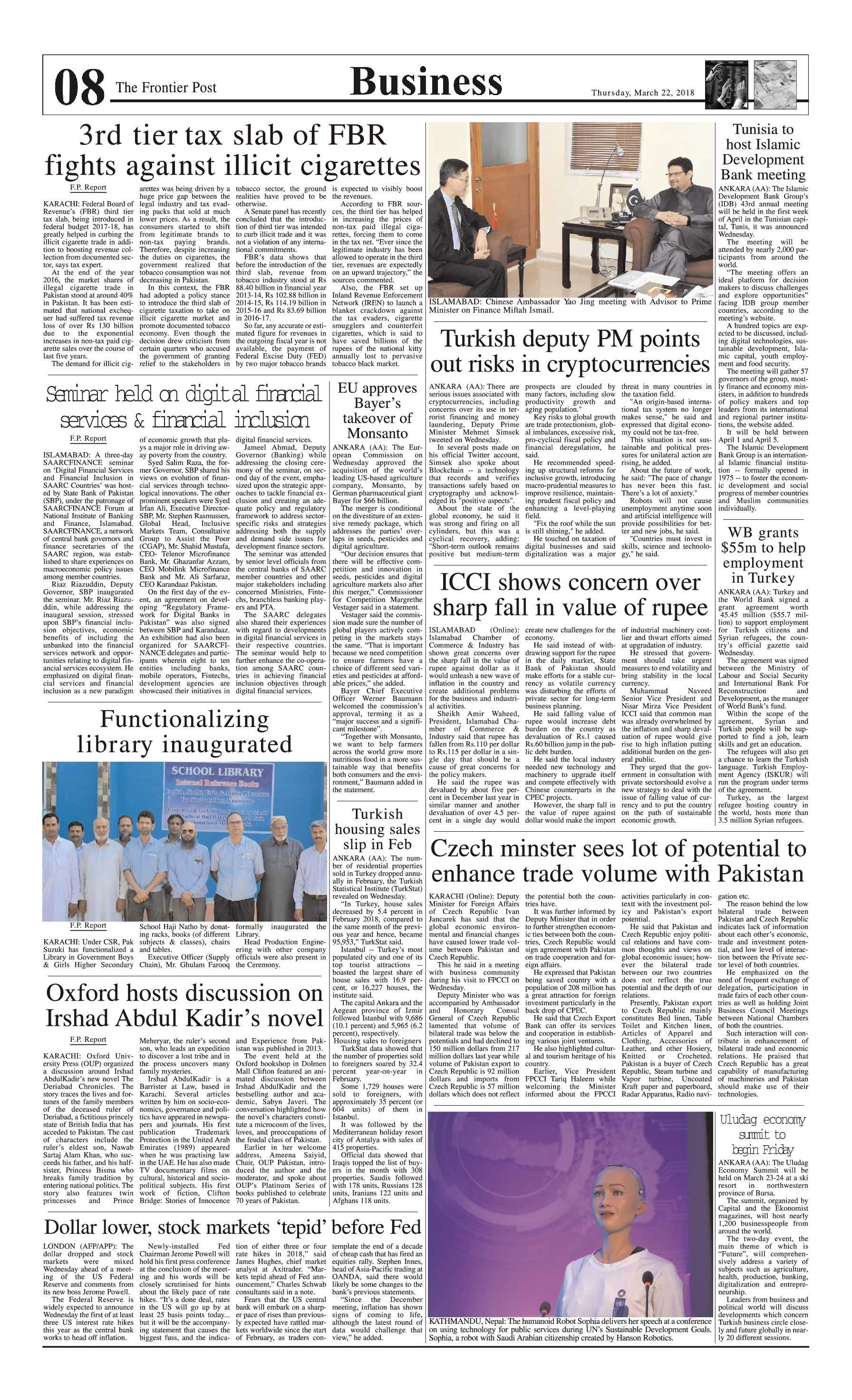 Business Page 22-3