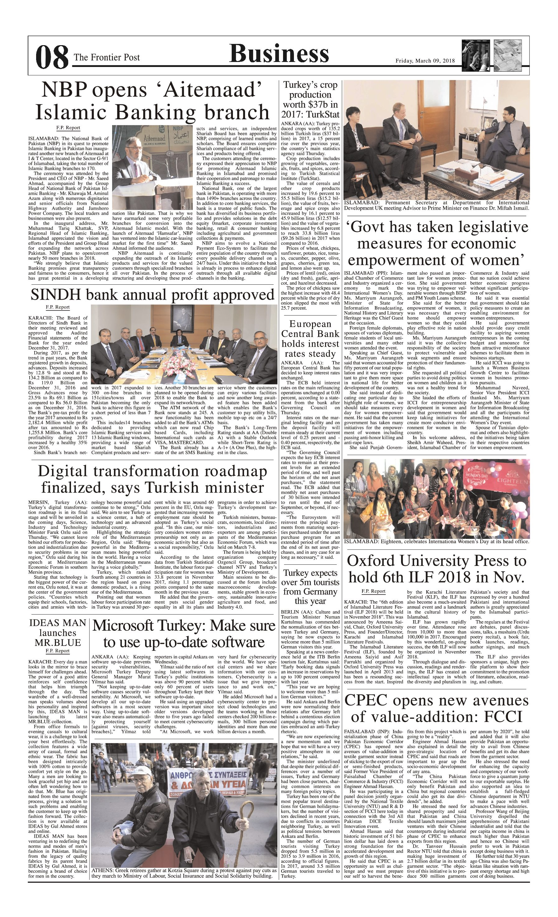 Business Page 9-3