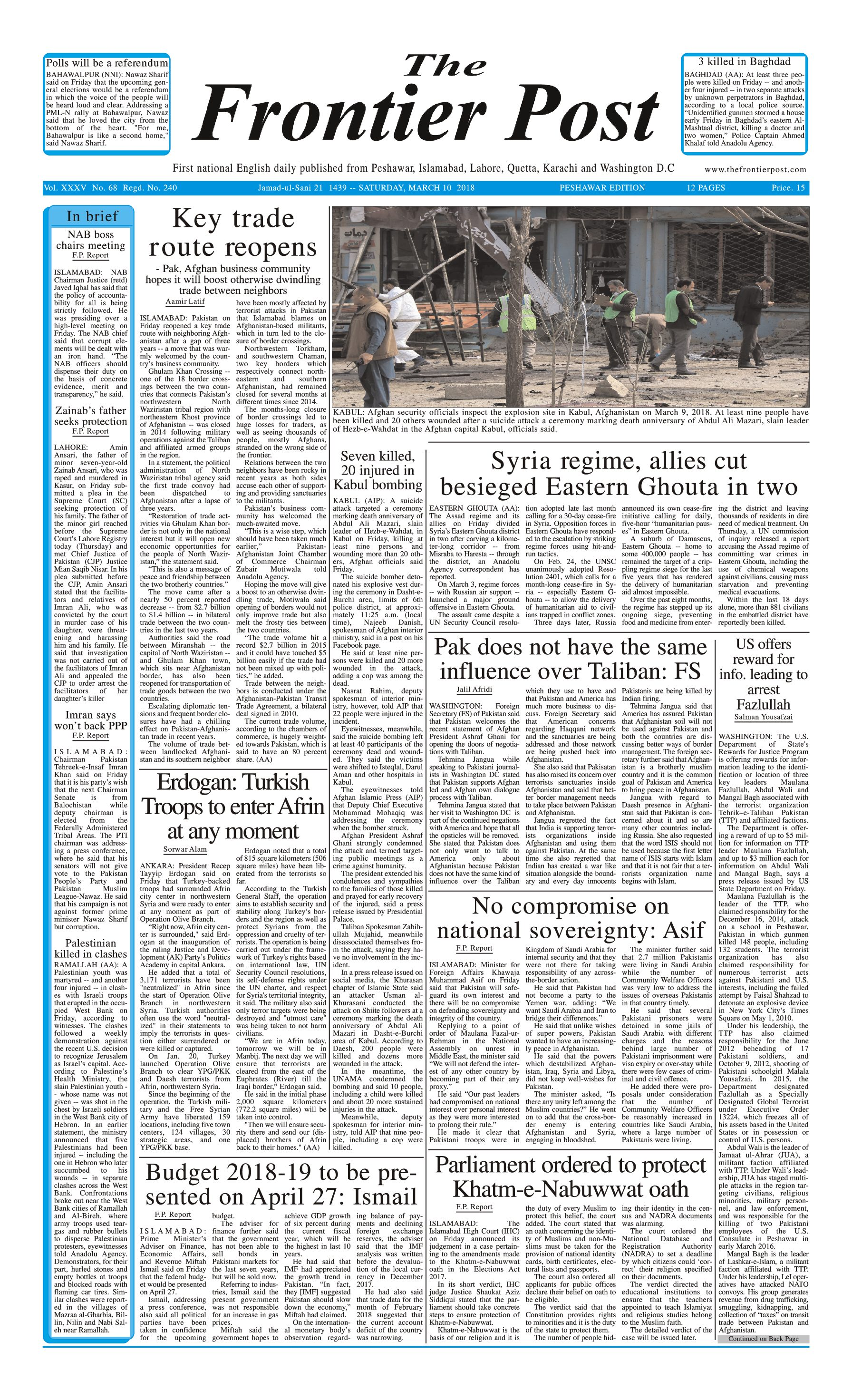 Front Page 10-3