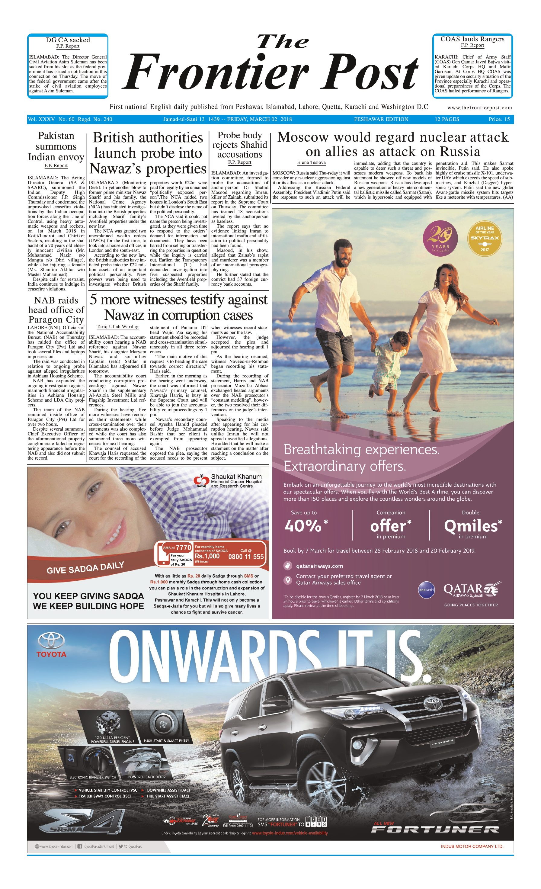 Front Page 2-3