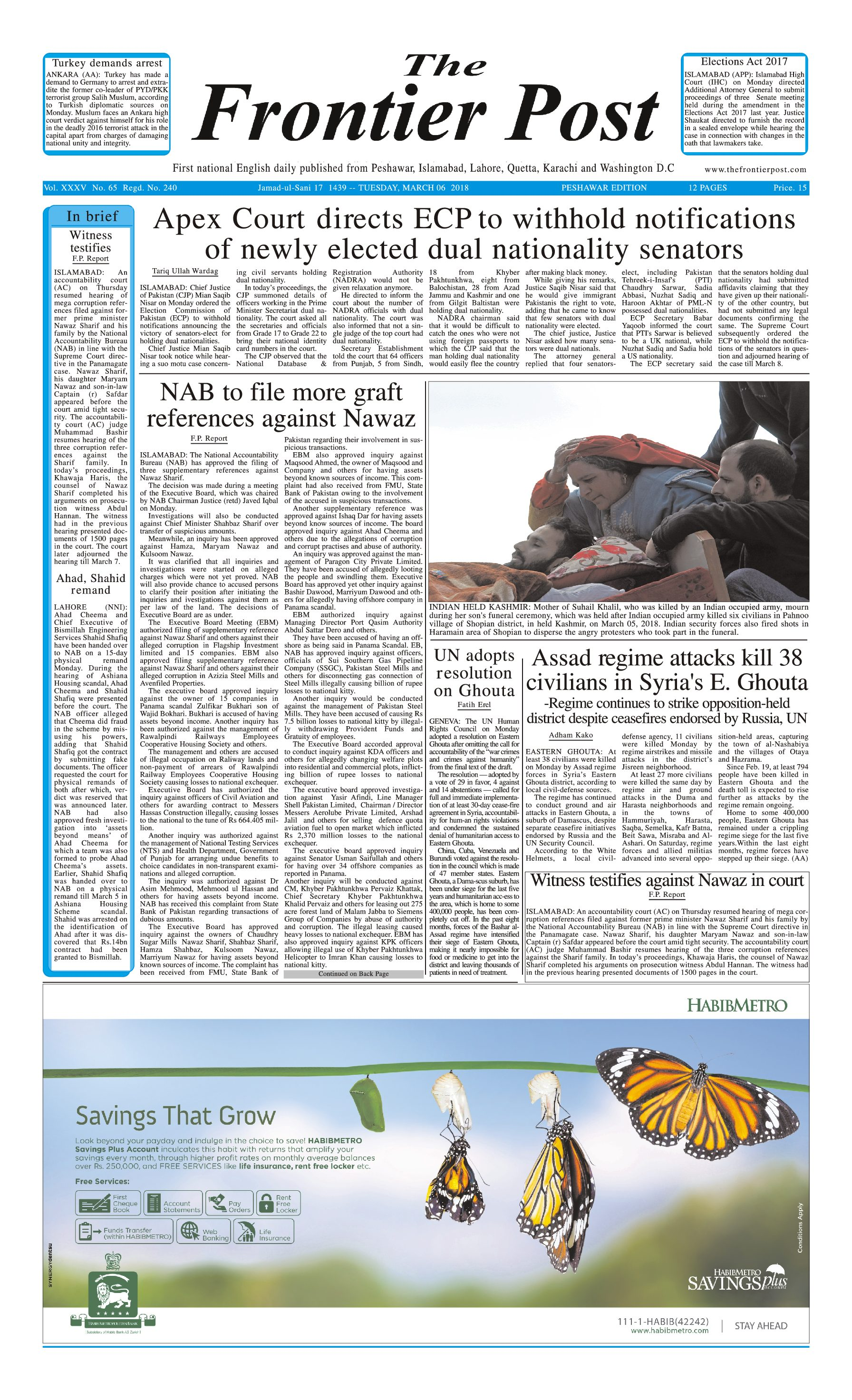 Front Page 6-3
