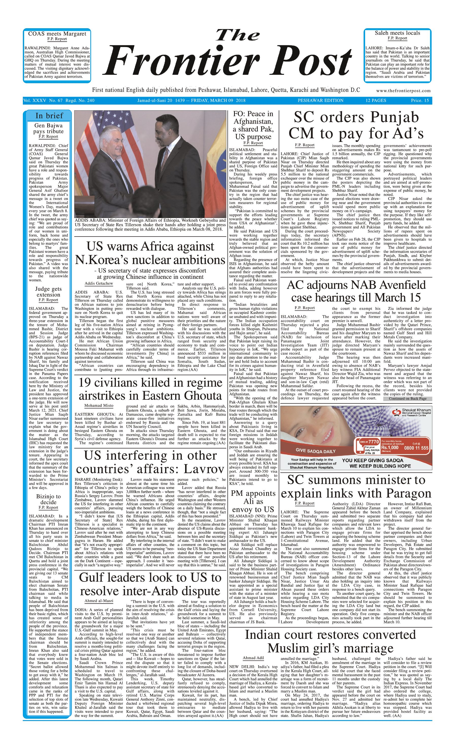 Front Page 9-3