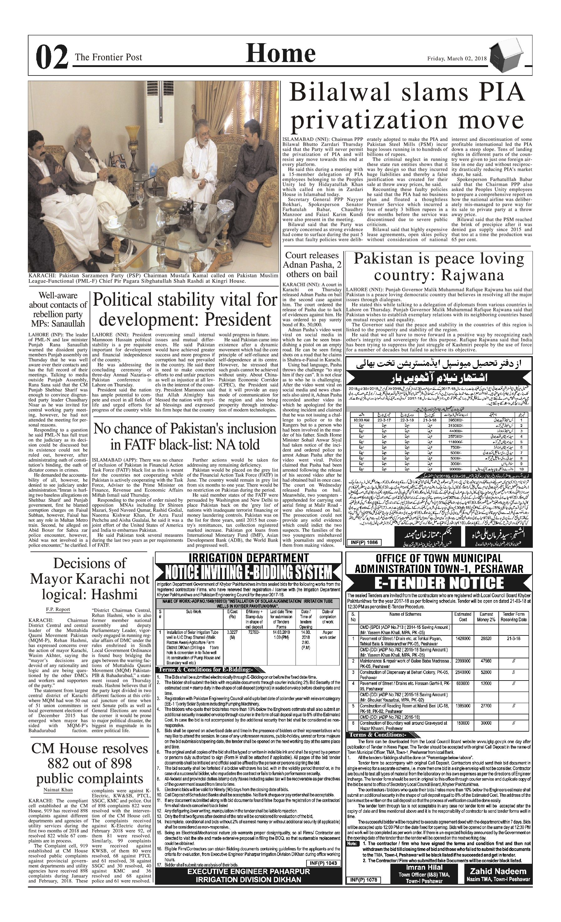 Page 2 Home 2-3
