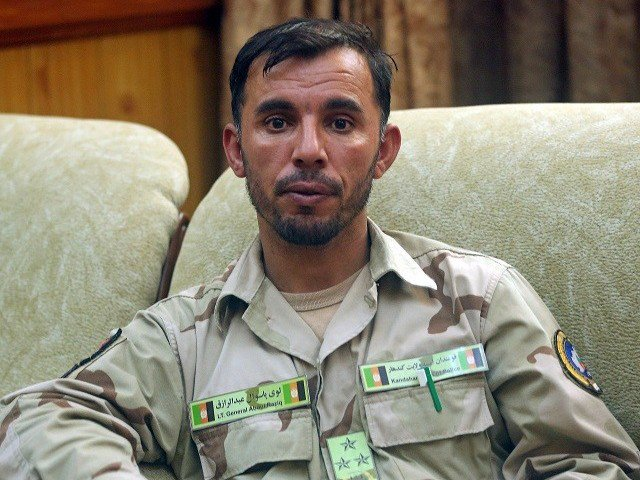 Americans Were Injured While Kandahar Police Chief General Abdul Raziq And National Directorate Of Security NDS Momin Hussain Khel