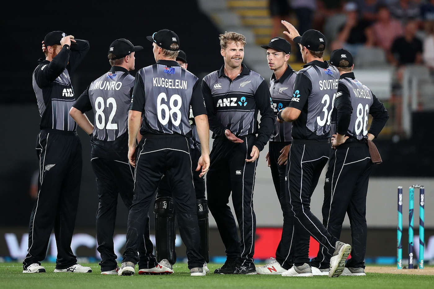 bracewell and kuggeleijn set up black caps t20 win the frontier post. Black Bedroom Furniture Sets. Home Design Ideas