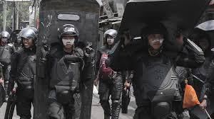 Riots flare in Indonesia