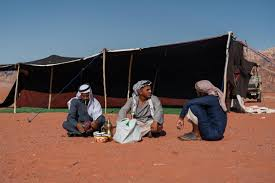 Bedouin event in London highlights challenge of balancing heritage with modernization