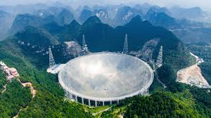 China's 500-Meter FAST Radio Telescope Becomes Fully Operational