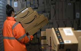 Hundreds of Amazon employees criticize firm's climate stance