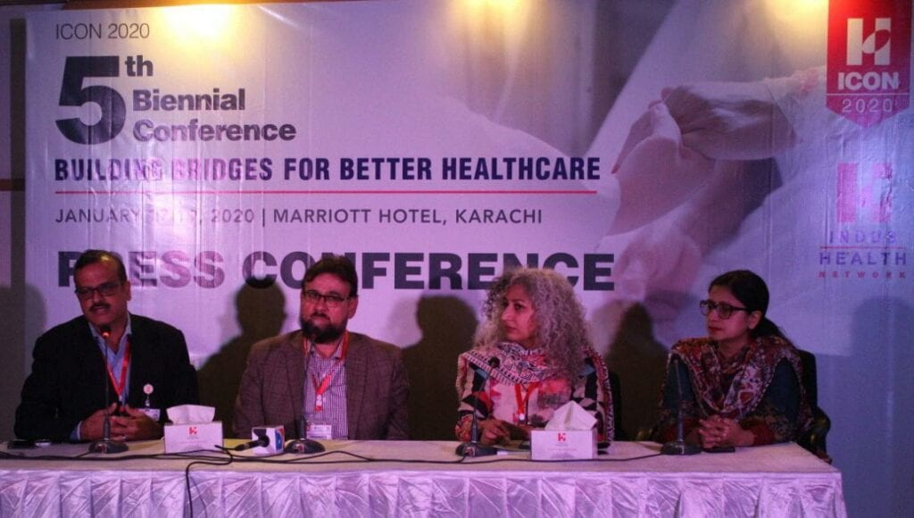 Indus Hospital Photo Release - Indus Hospital to address healthcare challenges in Pakistan at ICON 2020 (Jan 14, 2019)