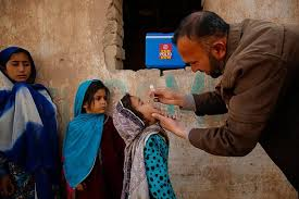 Pakistan to launch 'fightback' against polio as officials blame fake news for outbreak