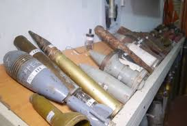 100s of civilian casualties caused by unexploded ordnance in 2019