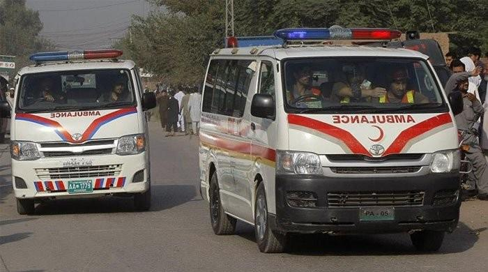 DI Khan Policeman martyred, two others injured in police van attack