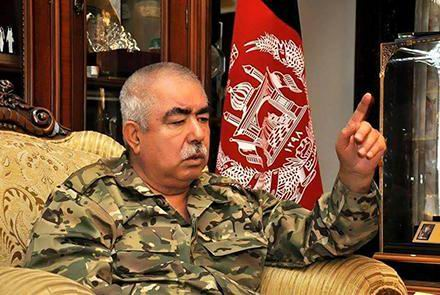 Dostum rejects results