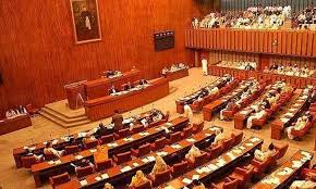 Law panel of Senate passed 5 bills out of 08
