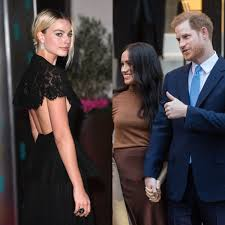 Margot Robbie supports Prince Harry and Meghan Markle on Megxit