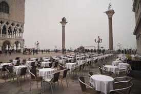 The ghost town of Venice