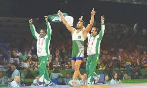 Three Pak wrestlers to feature in Asian Wrestling Championship